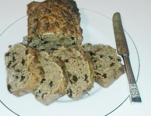 No Sugar Tea Loaf