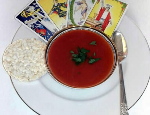 Combination Day Easy Tomato Soup